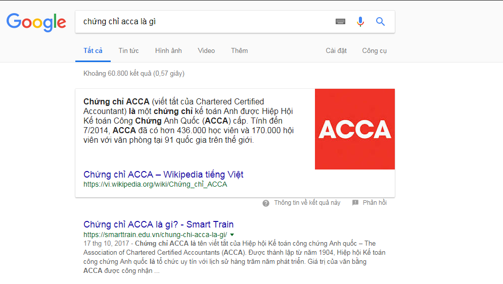 chung-chi-acca-featured-snippet